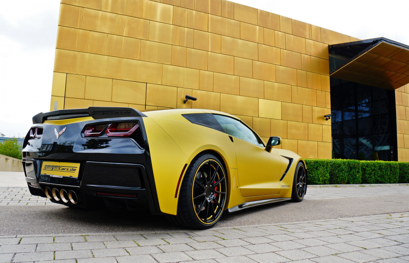 2015 GeigerCars Chevrolet Corvette C7 Stingray