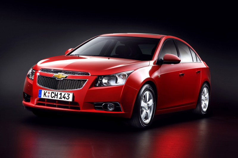 Review : Chevrolet Cruze