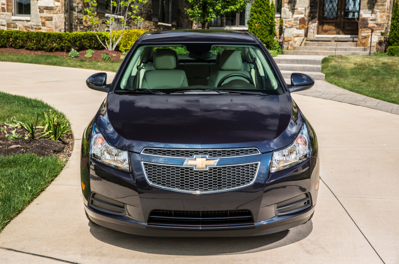 2014 Chevrolet Cruze Turbo Diesel Front End