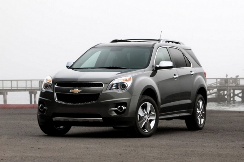 2013 Chevrolet Equinox - Photo Gallery