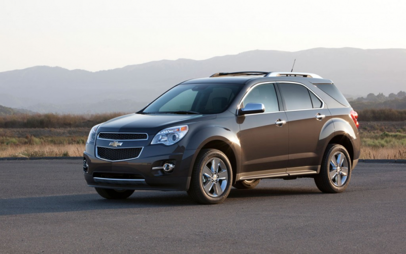 2013 chevrolet equinox review and features