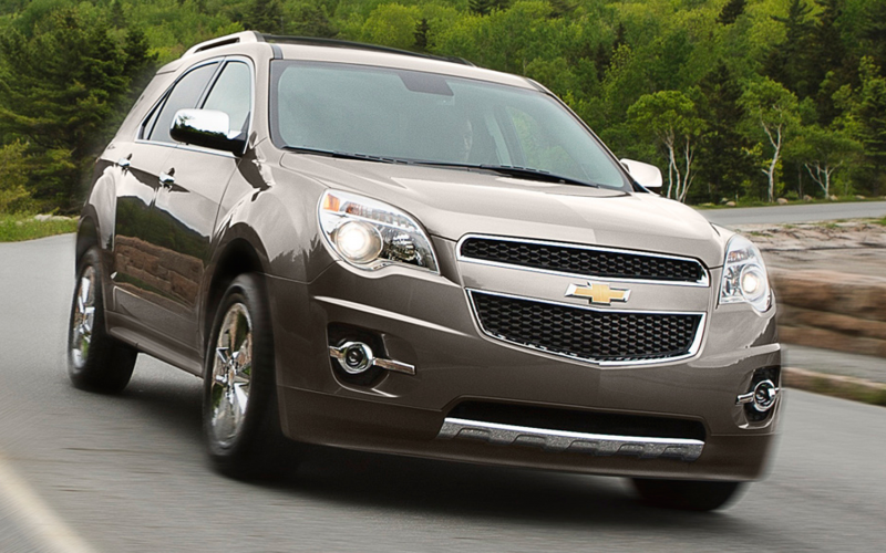 2013 Chevrolet Equinox Photo Gallery Photo Gallery