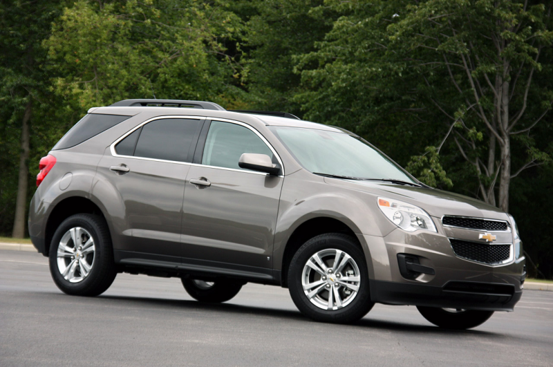 Peterson Chevrolet has the new 2013 Chevrolet Equinox in stock now ...
