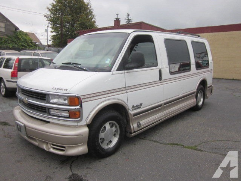 1998 Chevrolet Express 1500 for sale in Bremerton, Washington