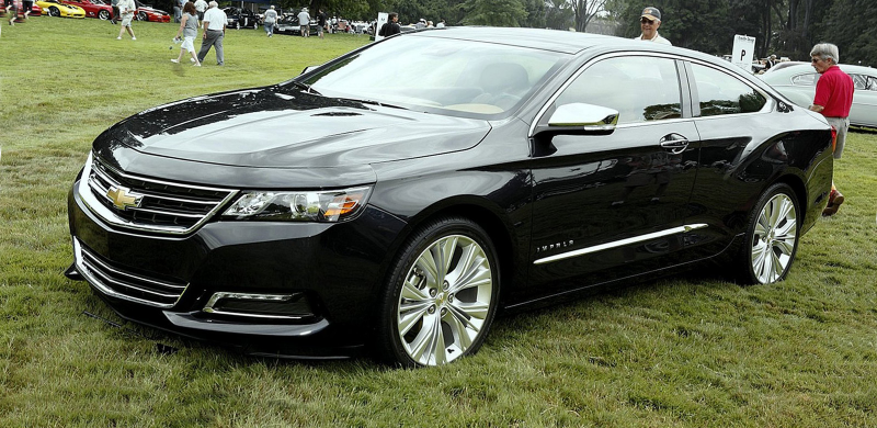 Engine, Release Date, and Price 2015 Chevrolet Impala