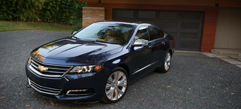 The 2014 Chevy Impala LTZ vs. 2014 Ford Taurus Limited