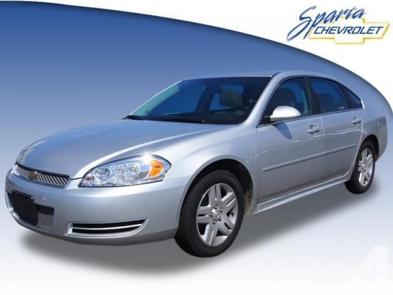 2014 Chevrolet Impala Limited 4 Dr Sedan LT for sale in Sparta ...