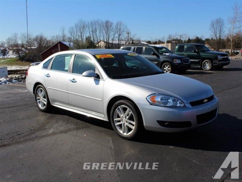 2014 Chevrolet Impala Limited LTZ Salem, IN for sale in Salem, Indiana