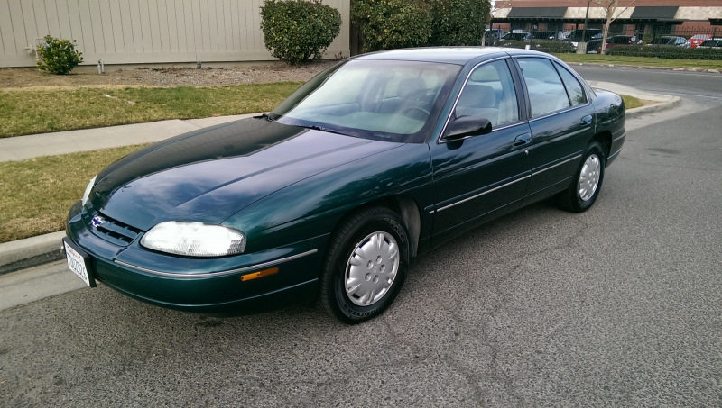 1993 Chevrolet Lumina Overview