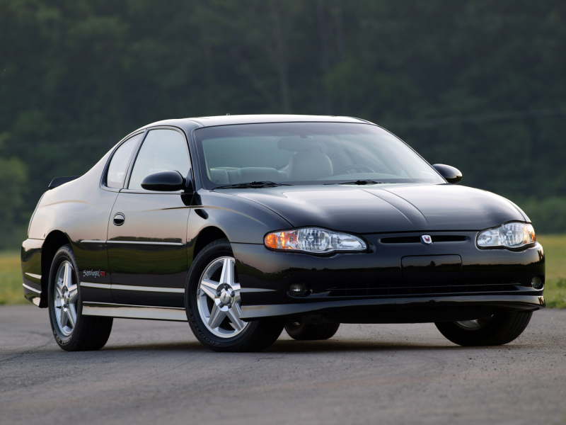 Chevrolet Monte Carlo Supercharged SS '2004–05