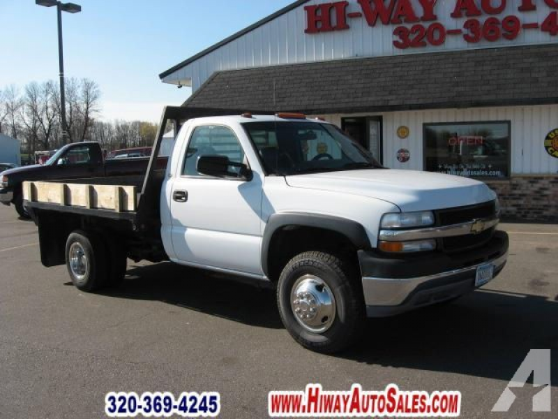 2001 Chevrolet Silverado 3500 for sale in Pease, Minnesota