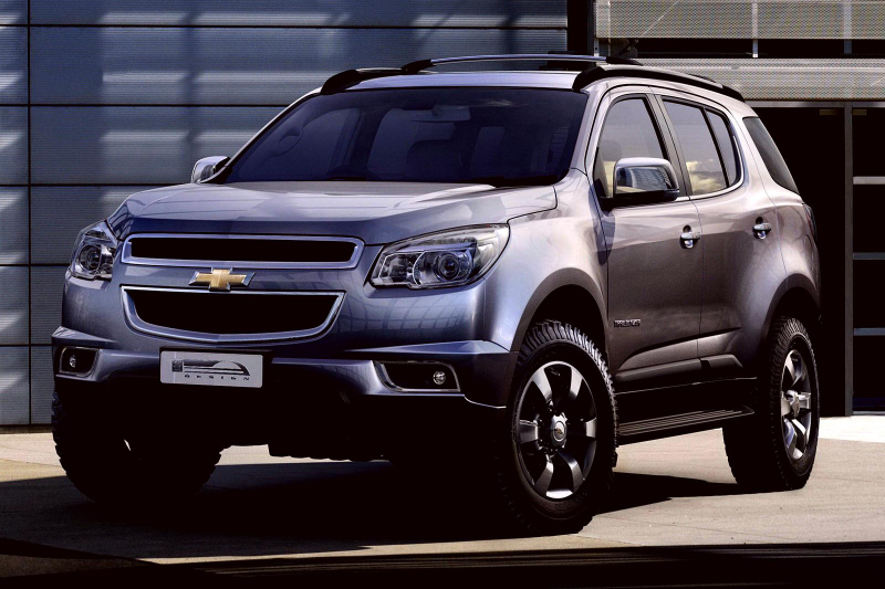 chevrolet trailblazer hd wallpapers chevrolet trailblazer hd ...