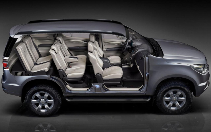 This is the picture of 2013 Chevrolet Trailblazer Interior , If you ...