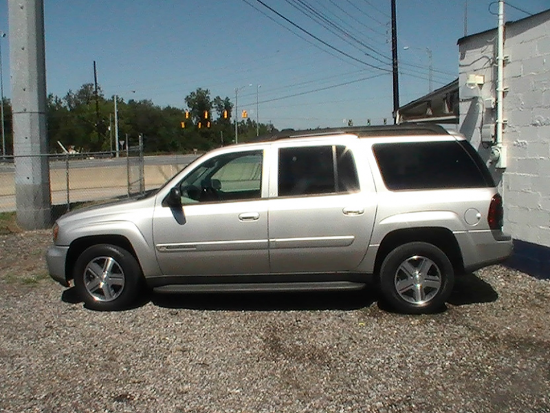 2005 Chevrolet TrailBlazer EXT Overview