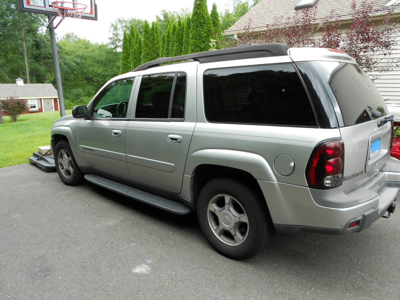 TrailBlazer EXT LT 4WD SUV, Picture of 2004 Chevrolet TrailBlazer EXT ...