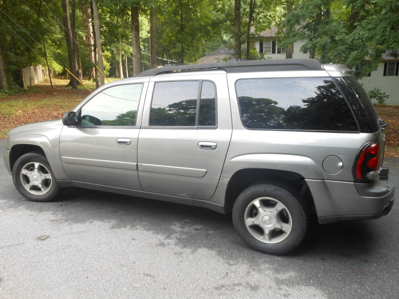 Picture of 2005 Chevrolet TrailBlazer EXT LT SUV, exterior