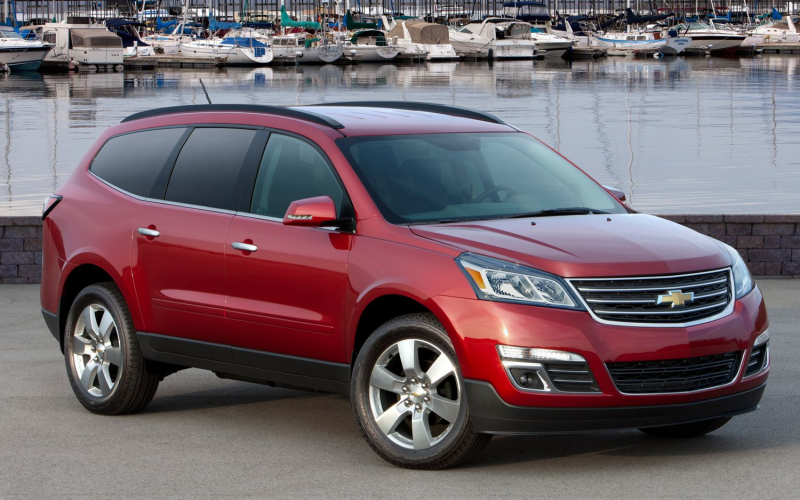 2013 GMC Acadia vs. 2013 Chevy Traverse: What Would You Buy?