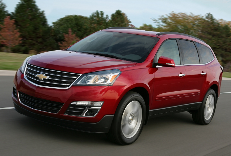 Home / Research / Chevrolet / Traverse / 2015