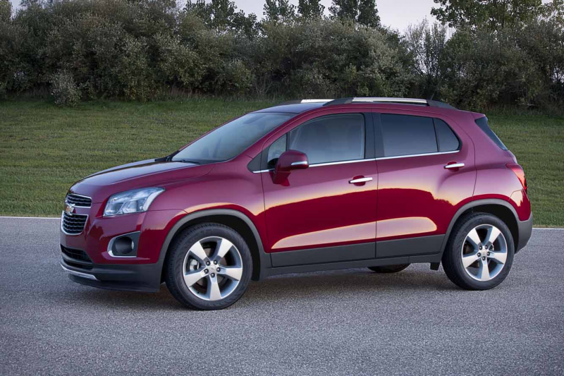 Chevrolet Trax http://www.larevueautomobile.com/images/Chevrolet/Trax ...