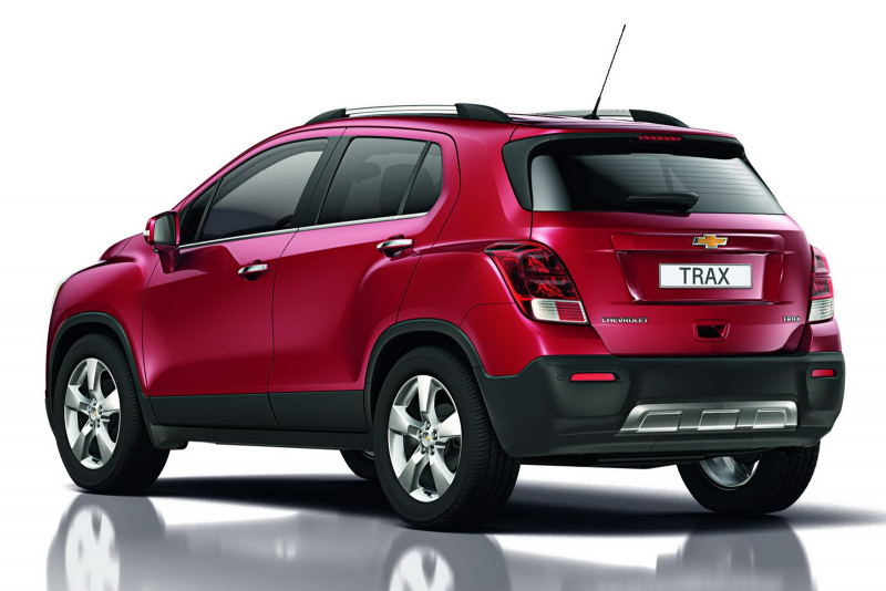 ... , NO SOUP FOR YOU! The Chevrolet Trax is not coming here. Bummer
