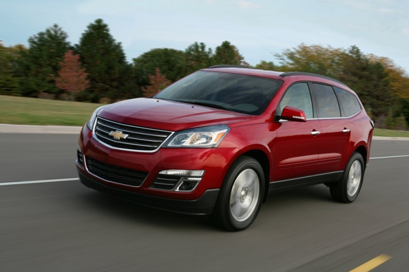 Recall roundup: Buick Enclave, Chevrolet Traverse and GMC Acadia for ...