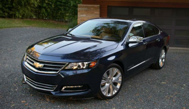The September, 2014, recall on the Chevy Impala has been expanded.