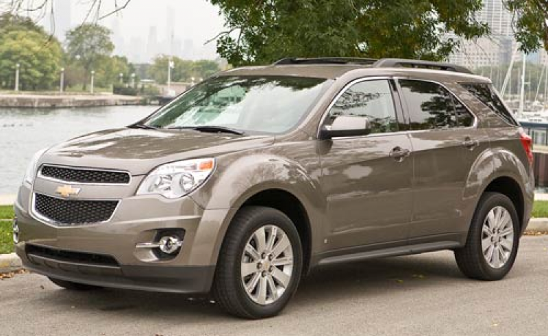 GM has issued a recall for 59,031 2010 Chevrolet Equinox and GMC ...