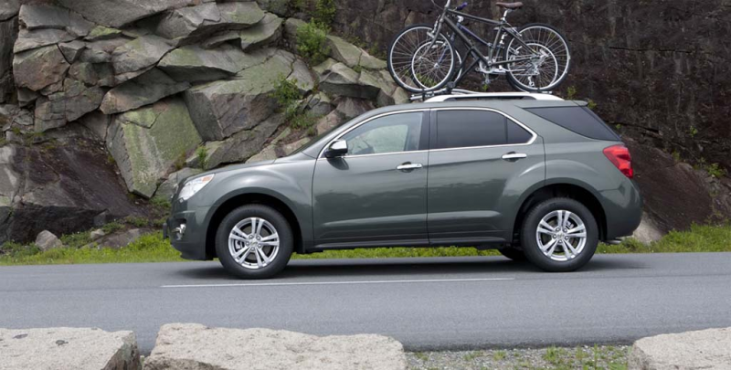 ... new GM vehicles not recalled this year: the 2014 Chevrolet Equinox