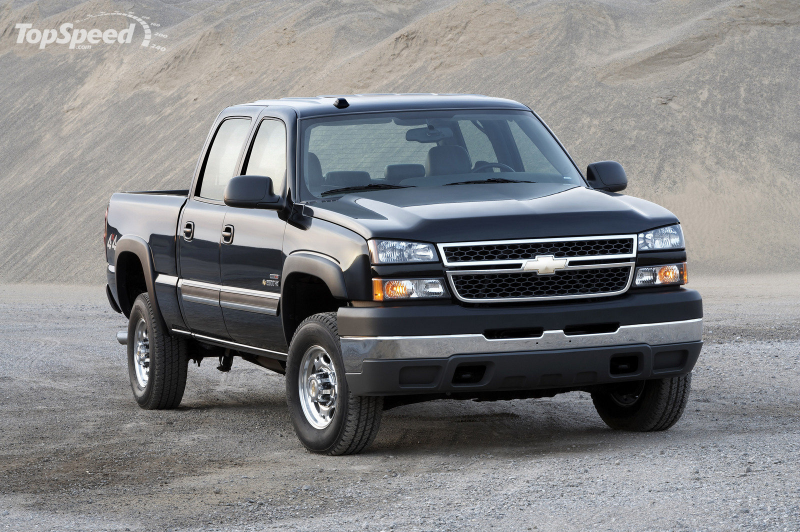 2006 Chevrolet Silverado HD picture - doc89974