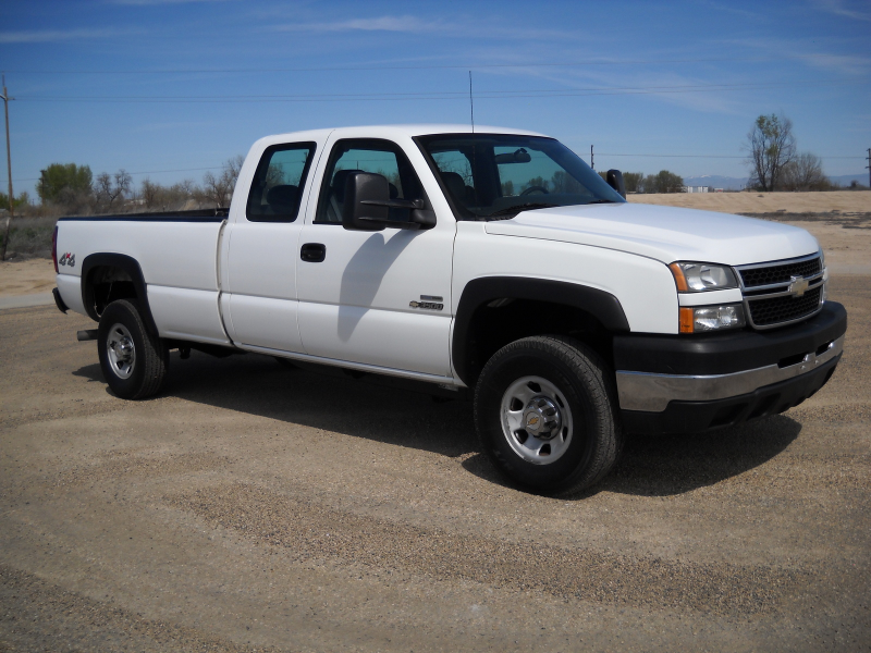 Picture of 2006 Chevrolet Silverado 3500 LS 4dr Extended Cab 4WD LB ...