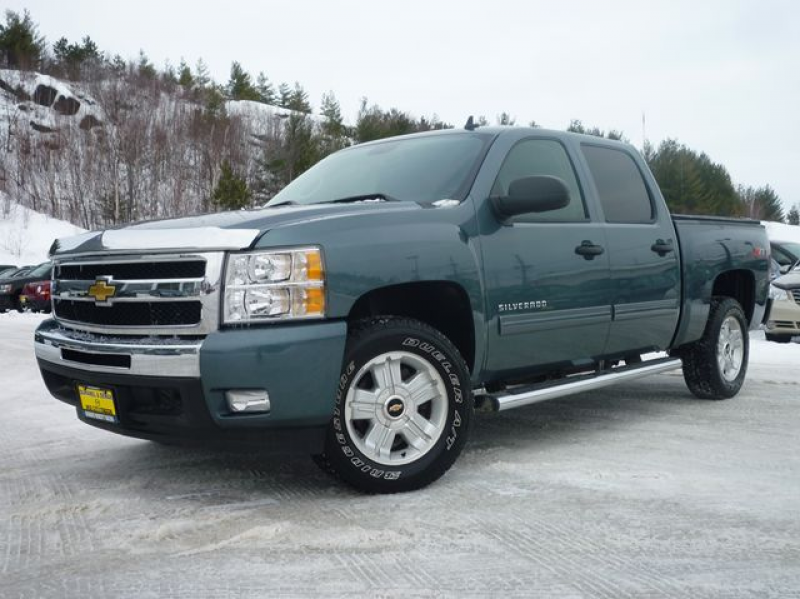 2011 Chevrolet Silverado 1500 LT - Sudbury, Ontario Used Car For Sale