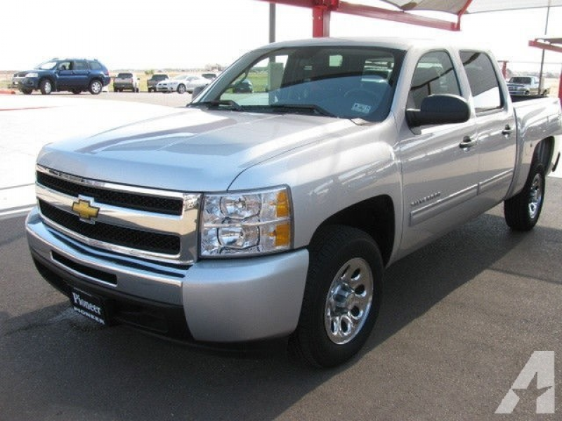 2011 Chevrolet Silverado 1500 LT for sale in Lubbock, Texas