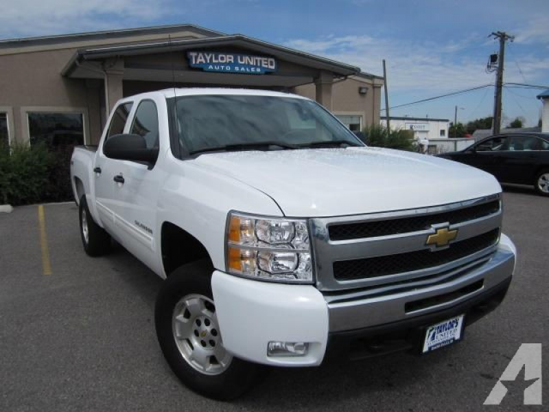 2011 Chevrolet Silverado 1500 LT for sale in Idaho Falls, Idaho