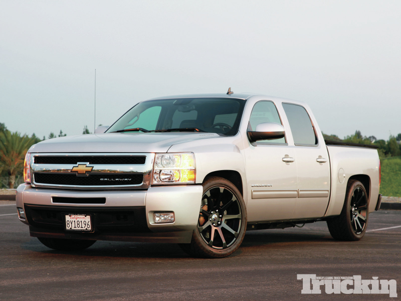 Factory Fresh - 2011 Chevy Silverado Callaway SC540 Photo Gallery
