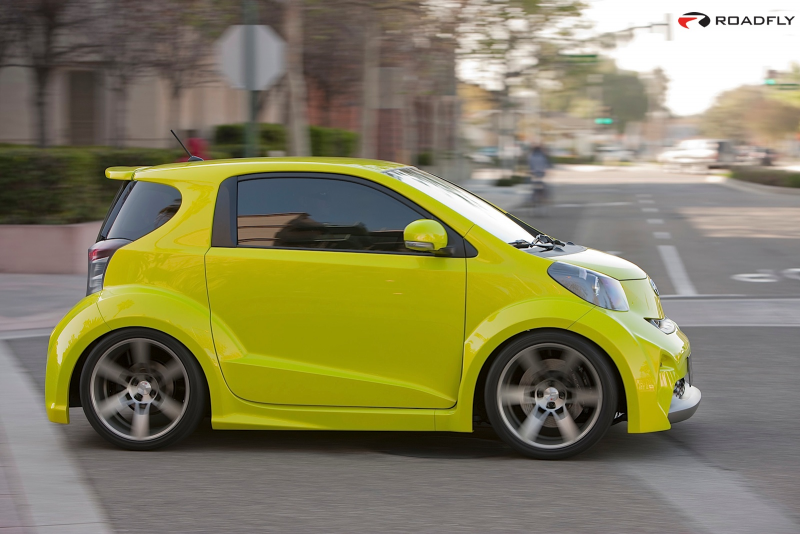 Scion iQ micro-subcompact unveiled at New York Auto Show