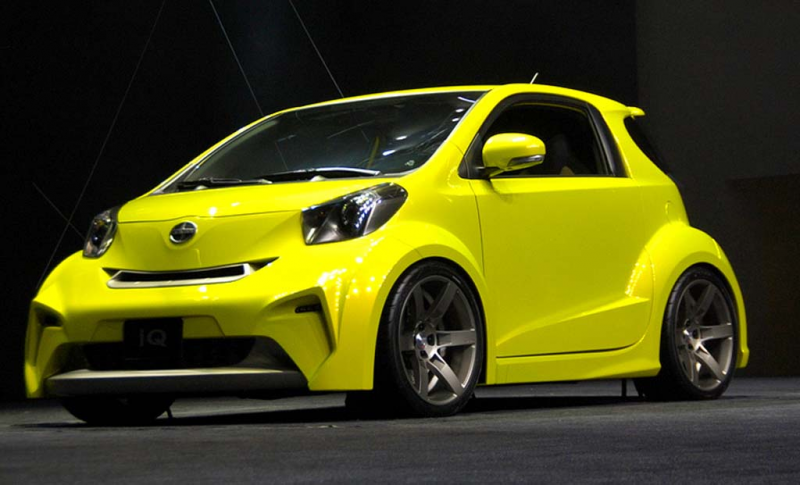 First Drive: 2012 Scion iQ