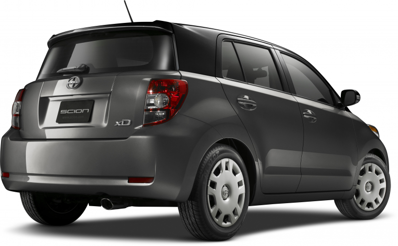 New Two-Toned 2014 Scion xD Coming Soon