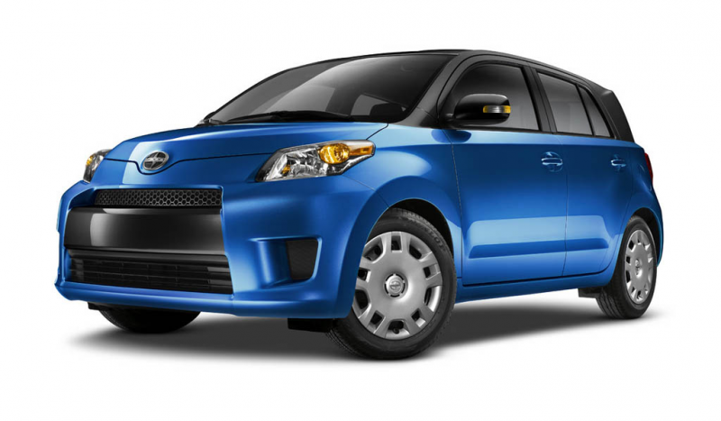 2015 Scion xD Is Coming Soon