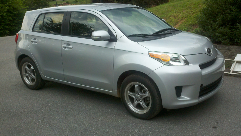 Picture of 2010 Scion xD Base, exterior