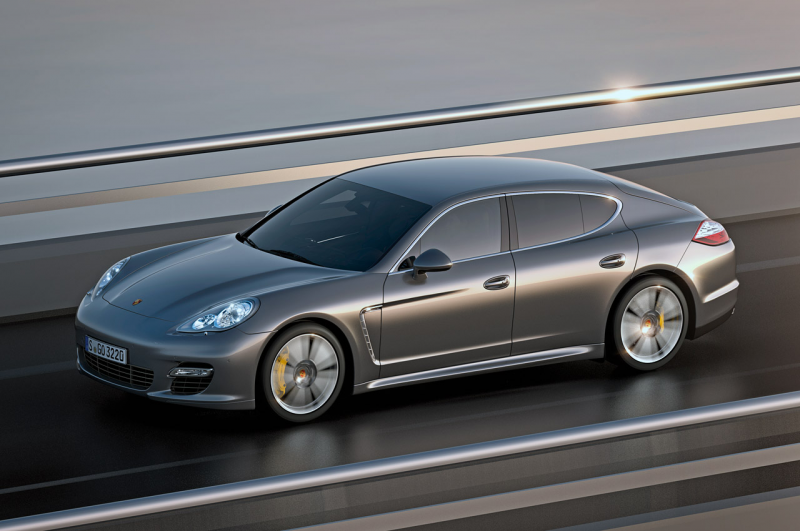 Porsche is Working on a Baby Panamera to Compete with the BMW 5-Series