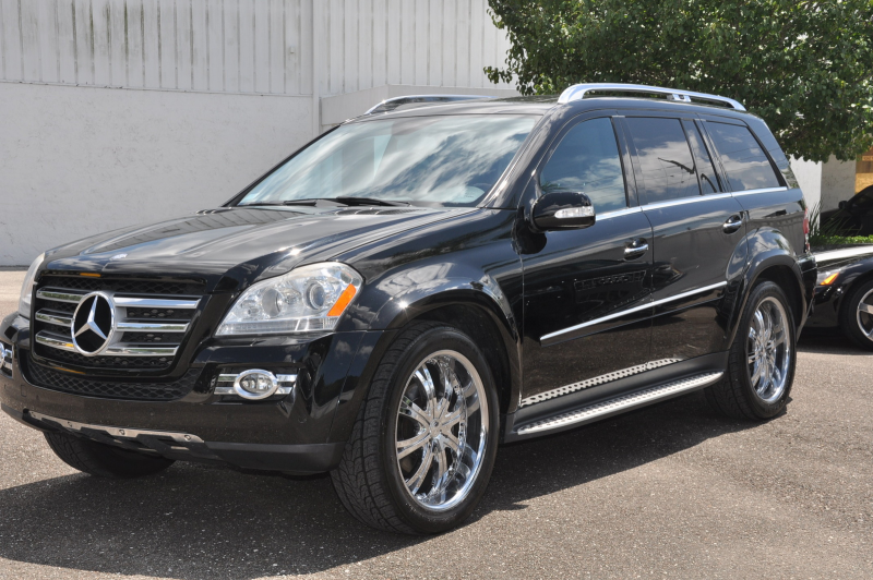 Picture of 2008 Mercedes-Benz GL-Class GL550, exterior