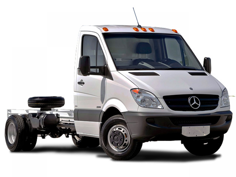 2013 Mercedes-Benz Sprinter 3500 Chassis Truck Overview