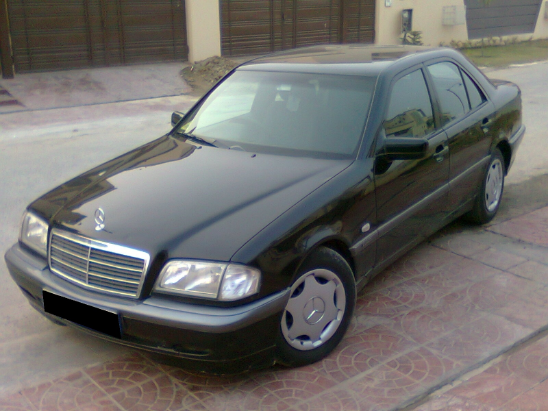 Mercedes Benz C Class 2000 of exceptional_leo - 34564