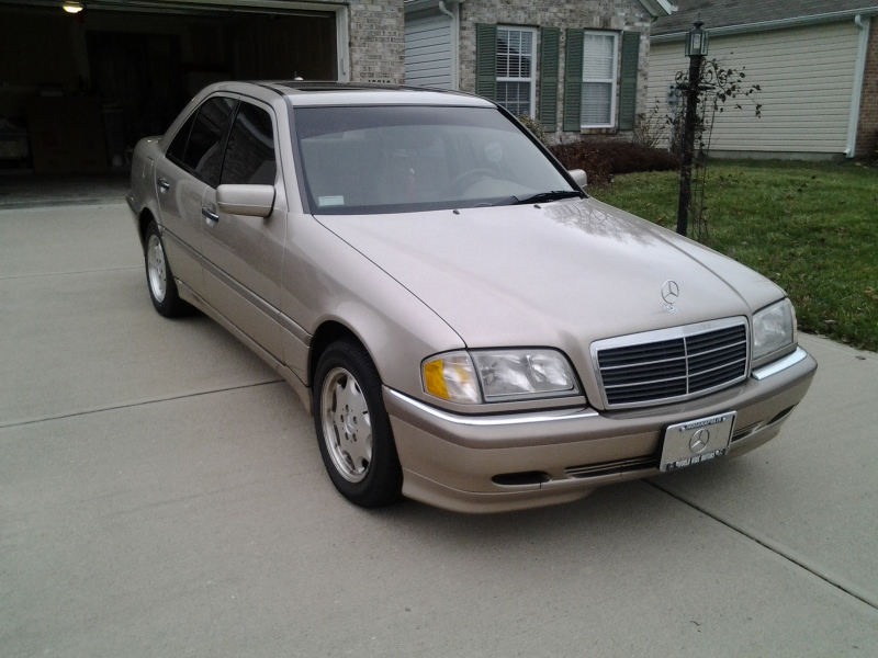 Picture of 2000 Mercedes-Benz C-Class 4 Dr C230 Supercharged Sedan ...