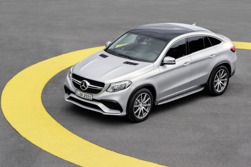 2016 Mercedes-Benz GLE-Class - Photo Gallery