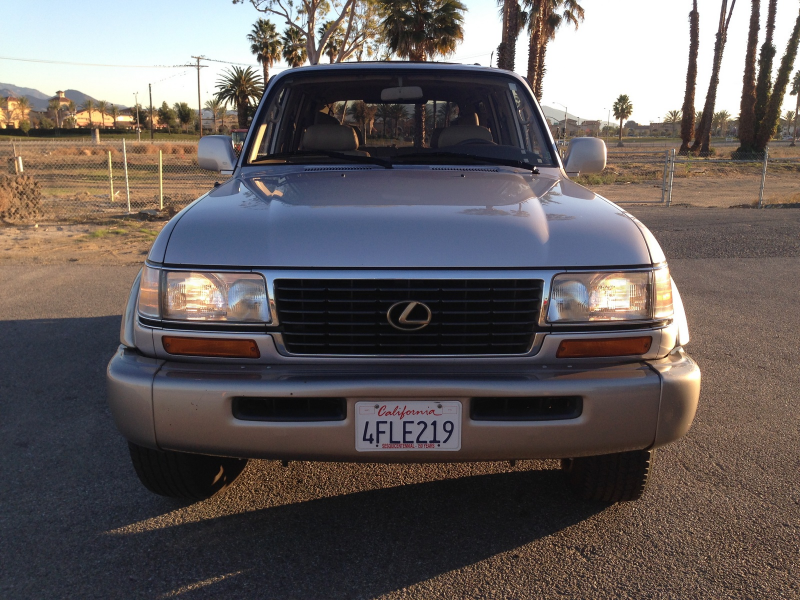 What's your take on the 1996 Lexus LX 450?