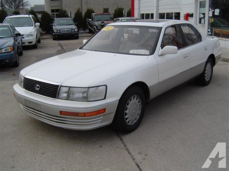 1992 Lexus LS 400 for sale in Downers Grove, Illinois