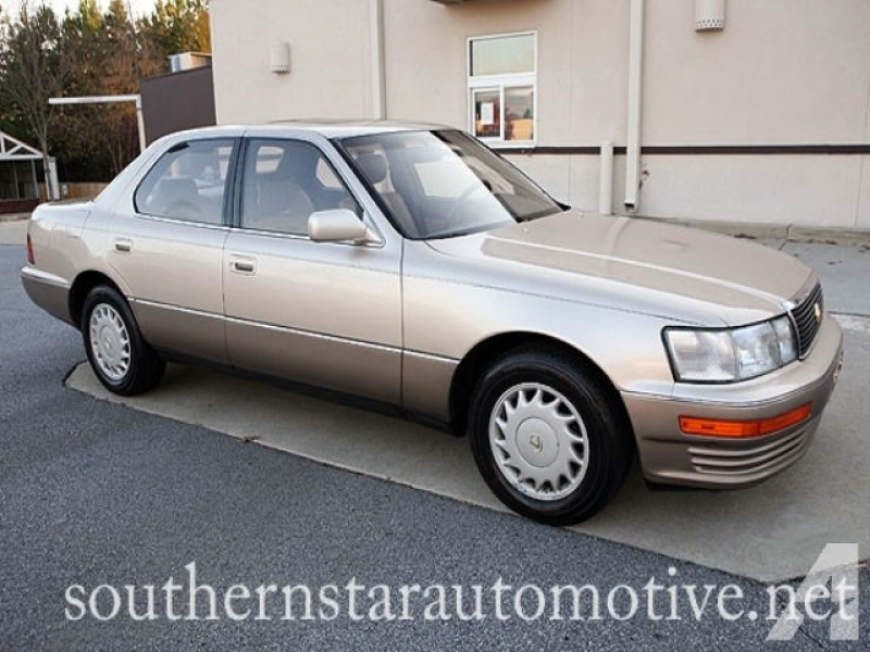 1992 Lexus LS 400 for sale in Duluth, Georgia