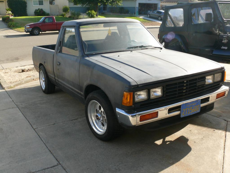 Another ErikOsBad 1986 Nissan 720 Pick-Up post...