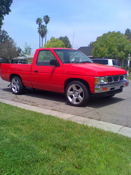 Another jesus sanchez 1987 Nissan D21 Pick-Up post...
